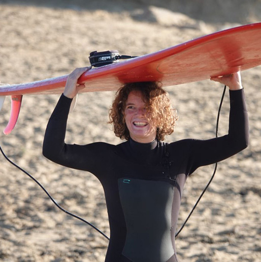 Marianne - Surf / paddle
